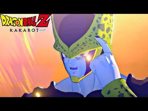 The Cell Games - Dragon Ball Z Kakarot (Cell Saga)