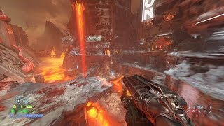 Doom Eternal: Super Gore Nest Master Level - Ultra Nightmare
