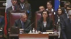 Italien: Napolitano bleibt Präsident | Journal