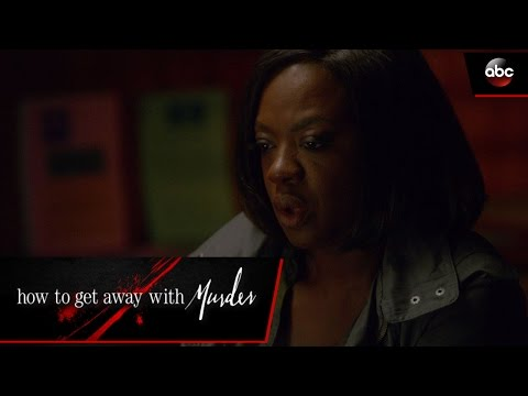 OMG Finale End Scene - How To Get Away With Murder Finale