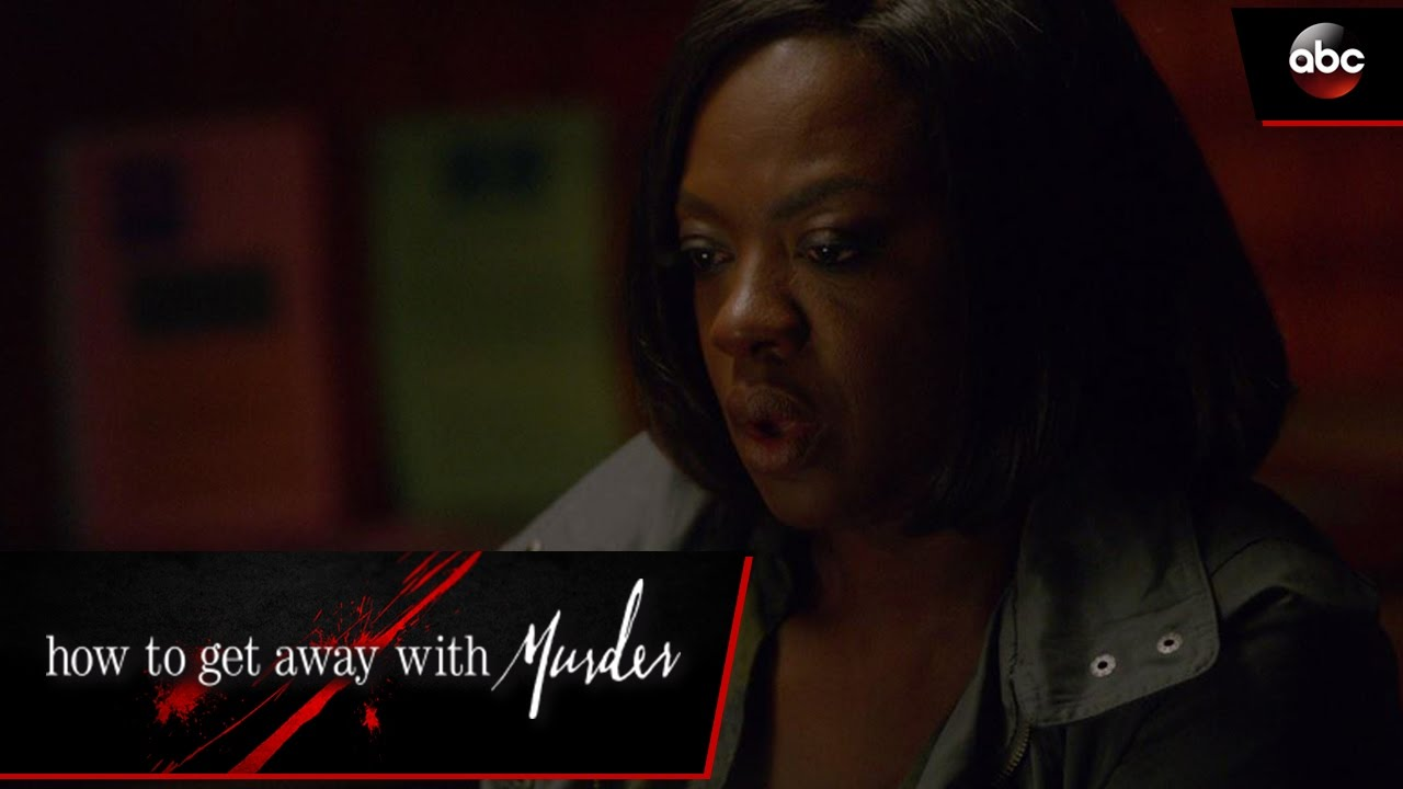 OMG Finale End Scene - How To Get Away With Murder Finale ...