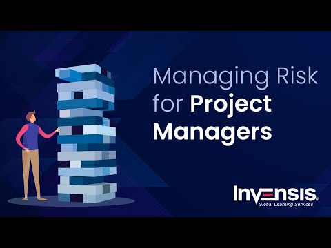 Managing Risk for Project Managers - Best Practices in Project Risk Management