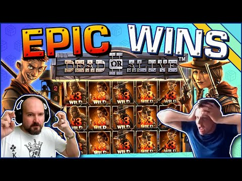 Biggest Wins On Dead Or Alive II - Part 1