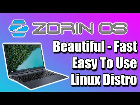 Zorin OS Beautiful - Fast Easy To Use Linux Distro Quick Look