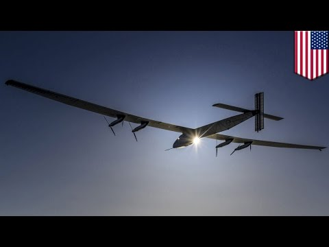 Solar Impulse to set to resume round-the-world journey in late April - TomoNews streaming vf