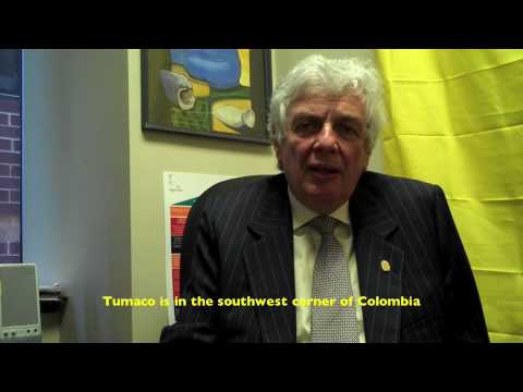 Interview with Dr. Moises Wasserman, President of the National University of Colombia