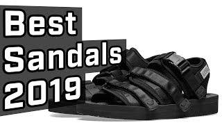 Top Sandals For Summer 2019 (ft. Suicoke, Y-3, Birkenstock)