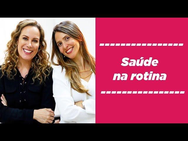 Papo Bem Natural feat Canal Tua Saúde, com Tati Zanin #BN