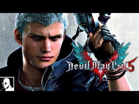 Devil May Cry 5 Gameplay German PS4 Part 1 - Dante in Schwierigkeiten - Let's Play DMC5 Deutsch