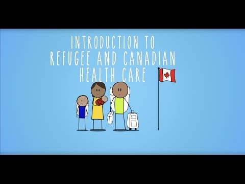 Introduction to Refugee and Canadian Health Care