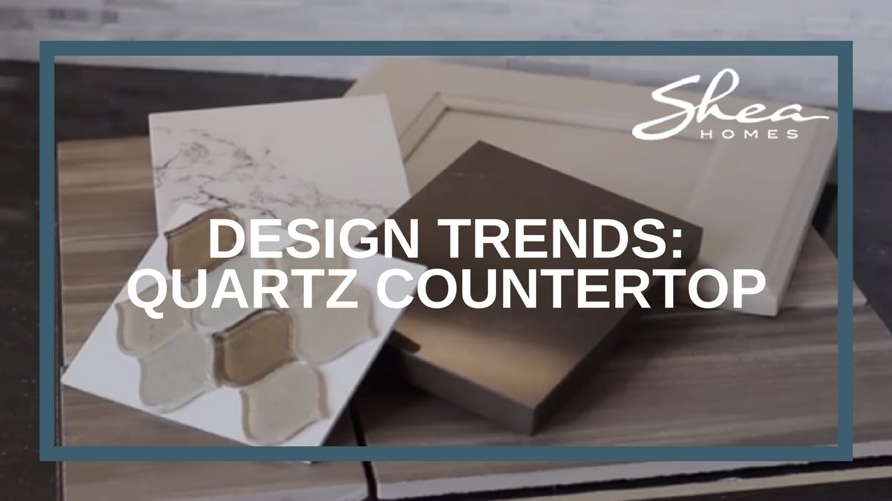 Shea homes design studio quartz countertop trend youtube for Shea homes design studio