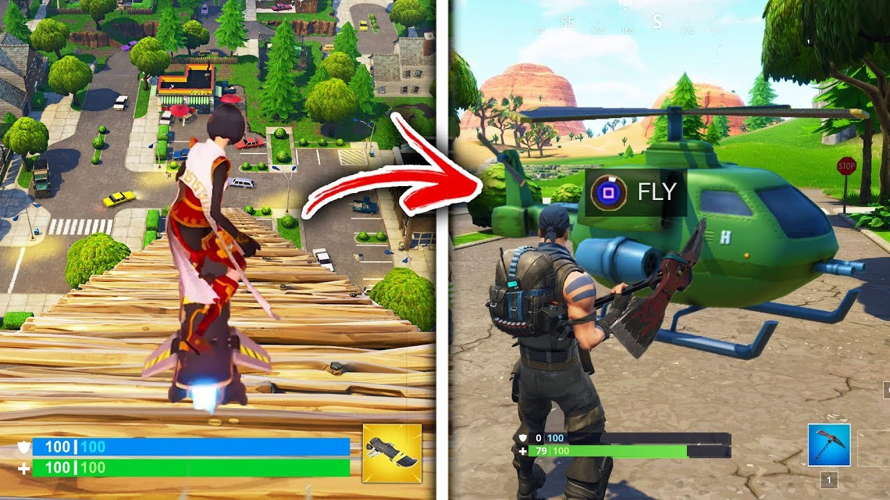 Top  Fortnite Season  Vehicles That Might Come Soon