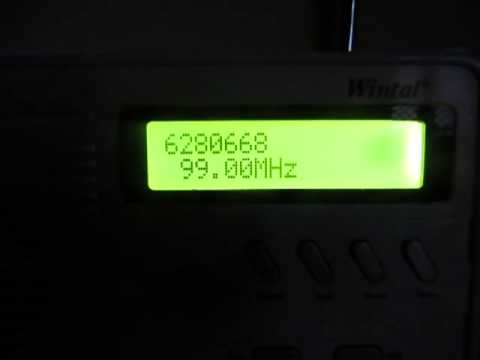 FM-DX: Wal Fadjri FM, Dakar, Senegal, RDS PS codes and Radiotext