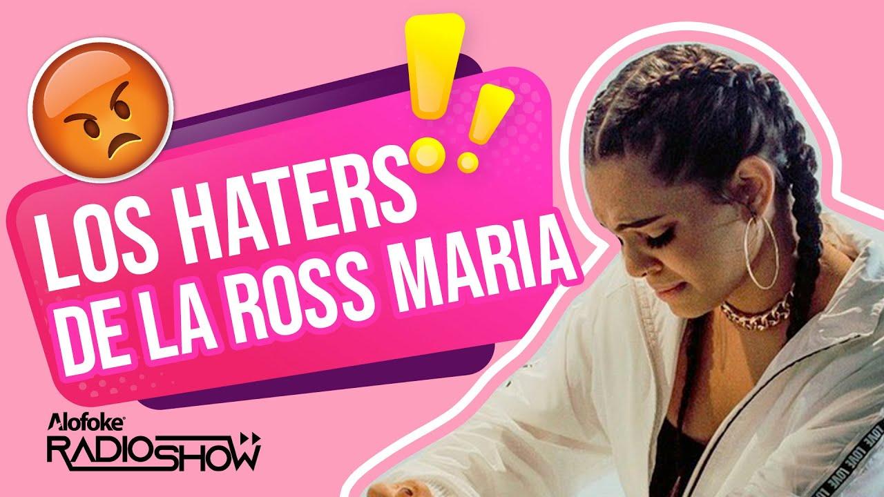 LOS HATERS DE LA ROSS MARIA (VIDEO MIX DE SUS TIEMPOS EN EL FREESTYLE)