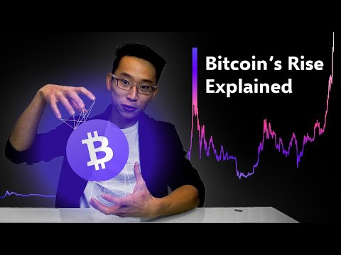 Why Is Bitcoin Going Up Through 2021? // What Is Cryptocurrency And Should You Invest Now Explained