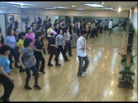 Semowah - Line Dance (Demo & Walk Through)
