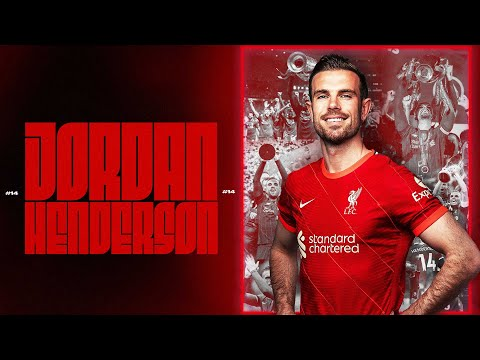 Jordan Henderson Reaches New Deal |  'I feel as hungry as when I entered 10 years ago'