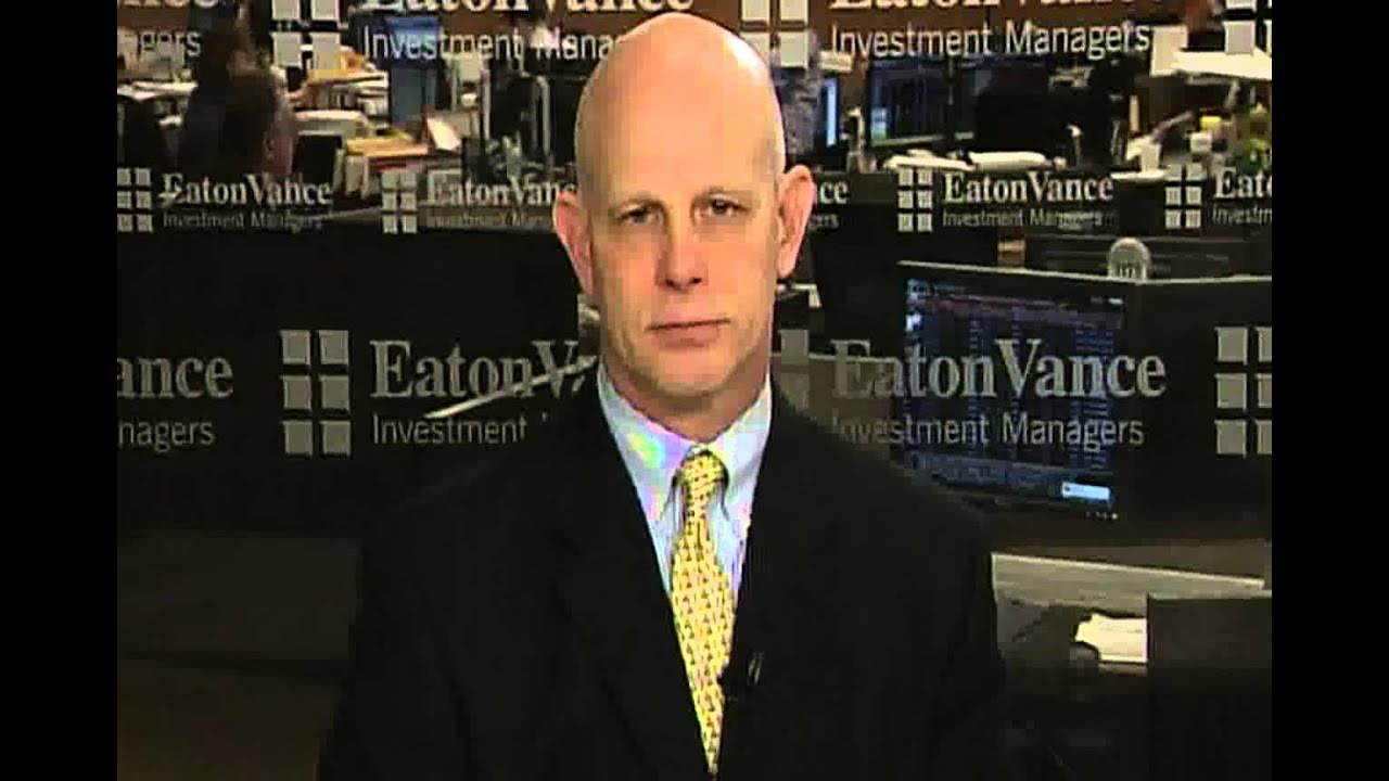 Co-Director of Municipal Investments at Eaton Vance Management Tom ...