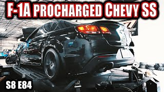 F1A Procharged Chevy SS! | RPM S8 E84
