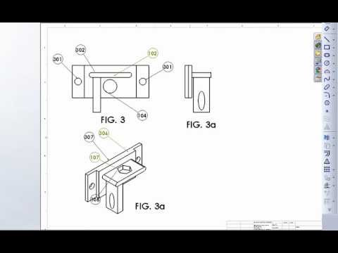 How to Make Drawings For Patents and Provisional Patent Applications - provisional patent application example
