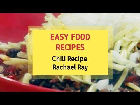Chili Recipe Rachael Ray