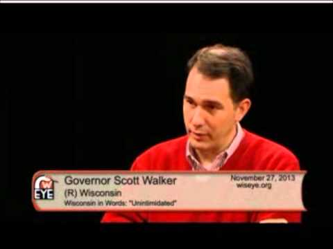 Scott Walker Compares Act 10 to Lincoln Abolishing Slavery