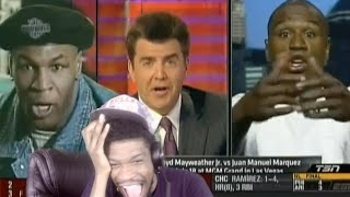 LOL MIKE TYSON IS NOT CHILLIN! TOP 10 MOST HEATED SPORTS INTERVIEWS OF ALL TIME REACTION!