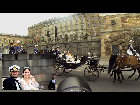 Covering the Swedish Royal Wedding from a Photog's Point of View