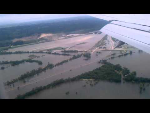 The Great Missouri Flood of 2011 Omaha / Council Bluffs