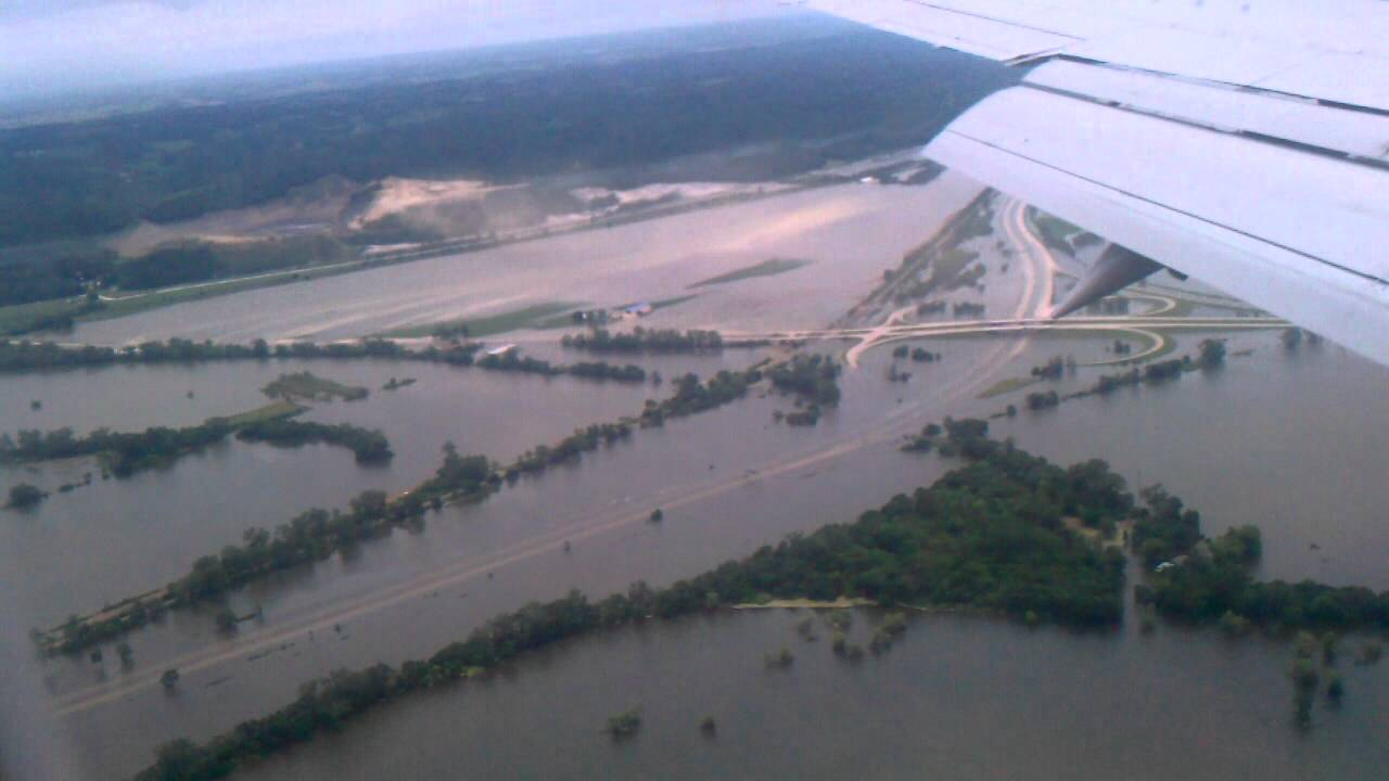 The Great Missouri Flood Of 2011 Omaha Council Bluffs