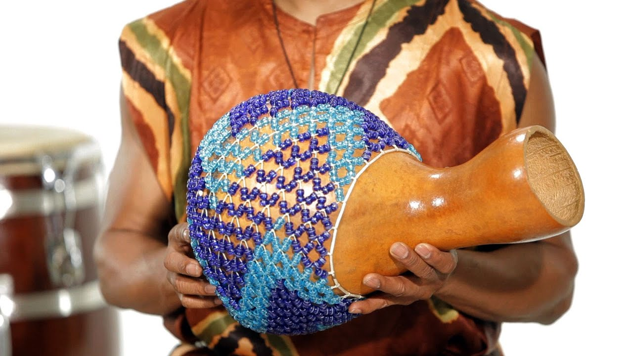 How to Play the Shekere | African Drums - YouTube