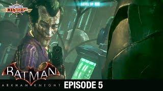 Batman Arkham Knight | Episode #5 | Best Batman Walkthrough Videos | Captain UVRP