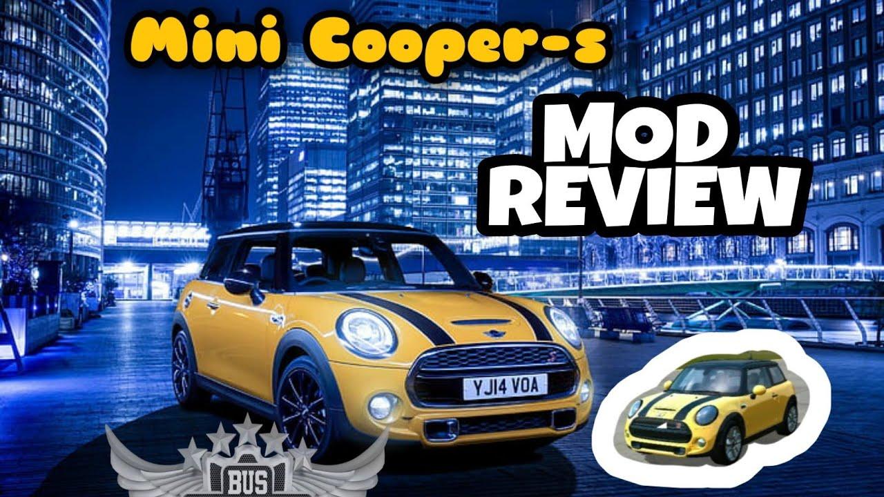 82 Koleksi Mod Bussid Mobil Mini Cooper Terbaru