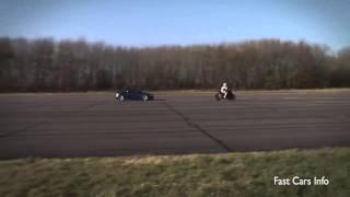 Head to Head- Ep.15- Audi R8 V10 Plus vs Ducati Diavel