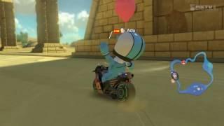 Wii U - Mario Kart 8 - (GCN) Desierto Seco-Seco