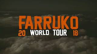 Farruko - Farruko World Tour 2018 [Episodio 11]