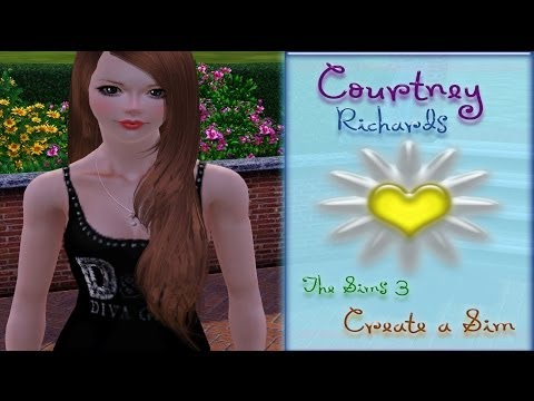 The Sims 3: Create A Sim Courtney Richards