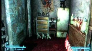 Fallout New Vegas Awesome Safe House  All Unique Weapons