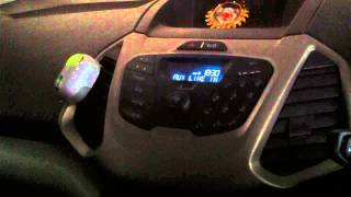 Ford ecosport music system bass volume LUCKNOW INDIA