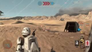 sTAR WARS: Battlefront - Бухая в говно? Выйди из запоя!