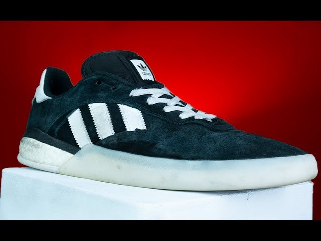 mucho válvula estrecho  Adidas 3ST.004 Shoe Review and Wear Test - YouTube
