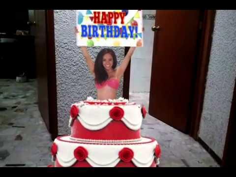 160bce1a8 Feliz cumple años version chica sexy FxGuru Video - YouTube