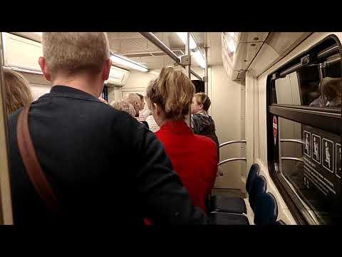 Задержка метро перед Алтуфьево