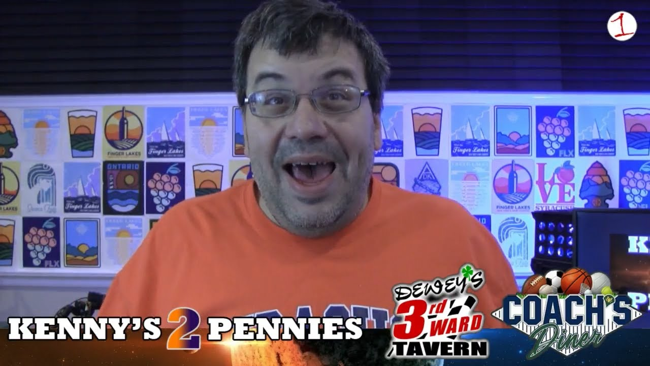 KENNY'S 2 PENNIES LIVE at 10:30 AM (podcast)