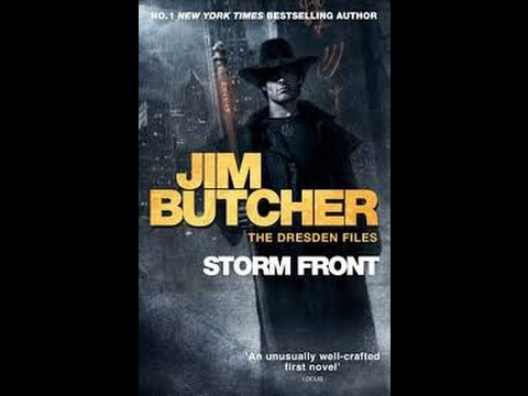 Dresden Files Storm Front ch 01