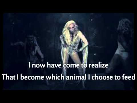Big Bad Wolf - In This Moment Lyrics