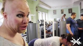 """Реальная качалка"" с Александром Шпаком"