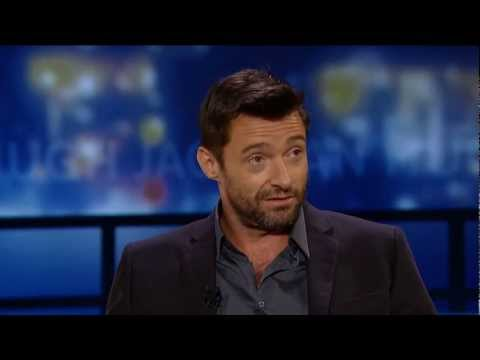 George Tonight: Hugh Jackman  George Stroumboulopoulos Tonight  CBC