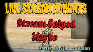 arma 3 life live stream moments a3l stream sniped maybe