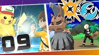 Pokémon Ultra Sun and Moon - Episode 9 | Showdown in Paniola!